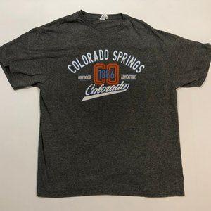 Colorado Springs City T-Shirt